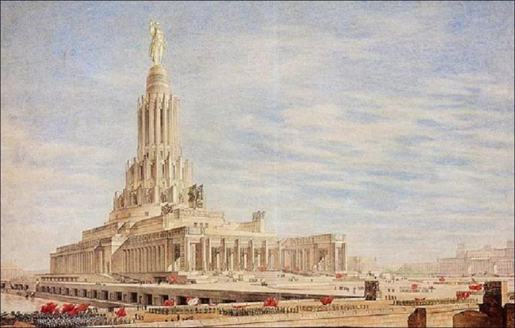 Почему самое грандиозное архитектурное сооружение советской эпохи