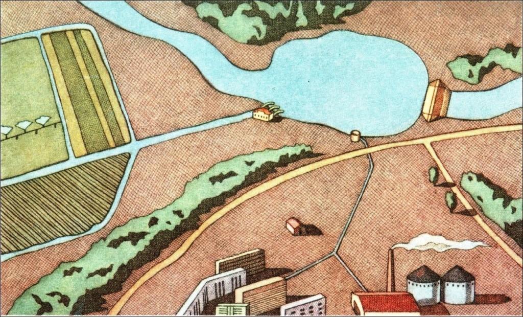 Поворот рек – фантастический план Сталина